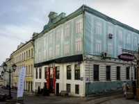 Tverskoy district,  , house 6 с.1. cafe / pub