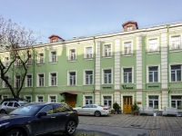 Tverskoy district,  , house 9 с.3. multi-purpose building