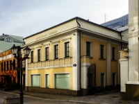 Tverskoy district,  , house 10 с.1. office building