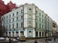 Tverskoy district,  , house 18. multi-purpose building