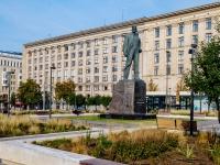 Tverskoy district, Triumfalnaya square, 纪念碑