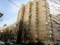 Tverskoy district,  , house 12/6. Apartment house