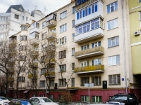 Tverskoy district,  , house 16. Apartment house