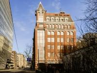 Tverskoy district,  , house 22. bank