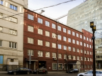 Tverskoy district,  , house 24/30. office building