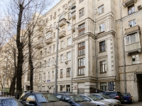 Tverskoy district,  , house 33. Apartment house