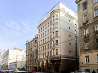 Tverskoy district,  , house 38 с.1. hotel