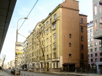 Tverskoy district,  , house 58. office building