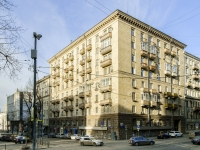 Tverskoy district,  , house 17. Apartment house