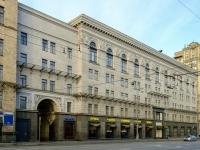 Tverskoy district,  , house 3 с.1. multi-purpose building