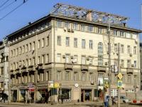 Tverskoy district,  , house 4. multi-purpose building