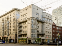 Tverskoy district,  , house 9. Apartment house