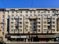 Tverskoy district,  , house 10. Apartment house