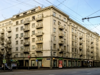 Tverskoy district,  , house 11. Apartment house