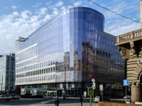Tverskoy district,  , house 71. office building