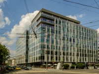Tverskoy district,  , house 69. office building