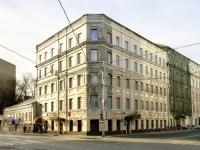 Tverskoy district,  , house 76. multi-purpose building