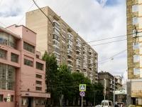 ,  , house 10-16. 公寓楼