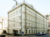 Tverskoy district,  , house 9. office building