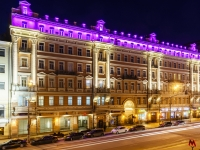 Tverskoy district,  , house 3. Apartment house
