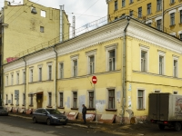 Tverskoy district,  , house 8. vacant building