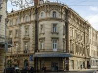 Tverskoy district,  , house 2. hotel