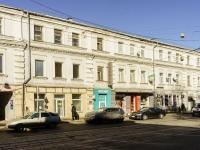 Тверской район, улица Палиха, дом 1 с.1. многоквартирный дом