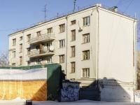 Тверской район, улица Палиха, дом 2А. многоквартирный дом