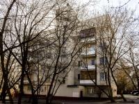 Тверской район, улица Палиха, дом 7-9 к.1. многоквартирный дом