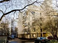 Тверской район, улица Палиха, дом 7-9 к.3. многоквартирный дом