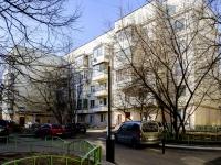 Тверской район, улица Палиха, дом 7-9 к.4. многоквартирный дом