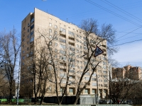 Тверской район, улица Палиха, дом 9 с.1. многоквартирный дом