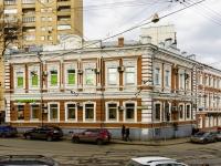 Тверской район, улица Палиха, дом 13/1СТР1. многофункциональное здание