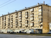Tverskoy district,  , house 2. Apartment house