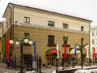 Тверской район, улица Сущёвская, дом 9 с.4. многофункциональное здание