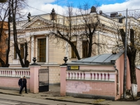 Тверской район, улица Сущёвская, дом 14. библиотека