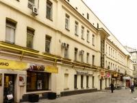 Тверской район, улица Сущёвская, дом 19 с.4. многофункциональное здание