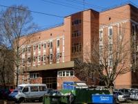 Тверской район, улица Сущёвская, дом 19 с.7. офисное здание