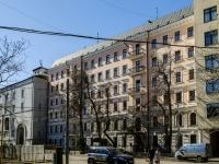 Тверской район, улица Сущёвская, дом 29. многоквартирный дом