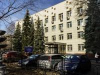 Tverskoy district, st Delegatskaya, house 9А. health center
