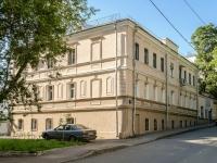 Tverskoy district, st Delegatskaya, house 22 с.2. office building