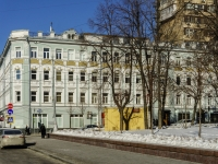 Tverskoy district,  , house 27. Apartment house