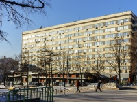 Tverskoy district,  , house 29. Apartment house