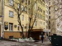 ,  , house 8/10СТР2. 公寓楼