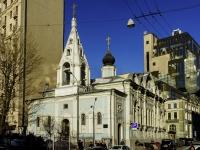 Тверской район, Газетный пер, дом 15