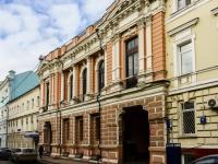 Тверской район, Малый Гнездниковский переулок, дом 9 с.2. офисное здание