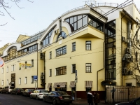 Tverskoy district,  , house 6. multi-purpose building