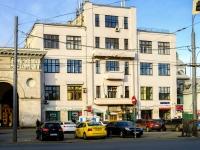 Tverskoy district,  , 房屋 3. 多功能建筑