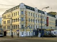 Tverskoy district,  , house 2 с.2. office building