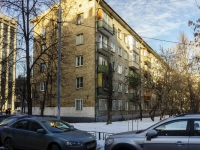 Tverskoy district,  , house 4/6. Apartment house